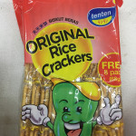 Tenten Original Rice Crackers 408g