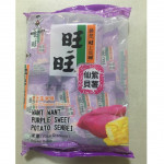 Want-Want Rice Crackers (Sweet Potato Flavoured)