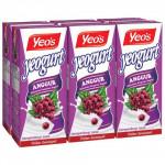 Yeo's Yeogurt Original Drinks with Variety (6x250ml)