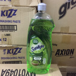 Sunlight Dishwashing Liquid Lemon 400ml and Varieties