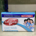 Lifebuoy Antibacterial Soap Cool Fresh (3x80g) with Varieties