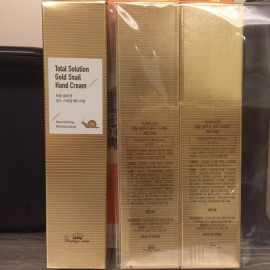 image of Korea [100% Authentic] Total Solution Gold Snail Hand Cream