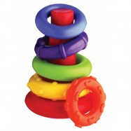 image of PLAYGRO ROCK 'N STACK