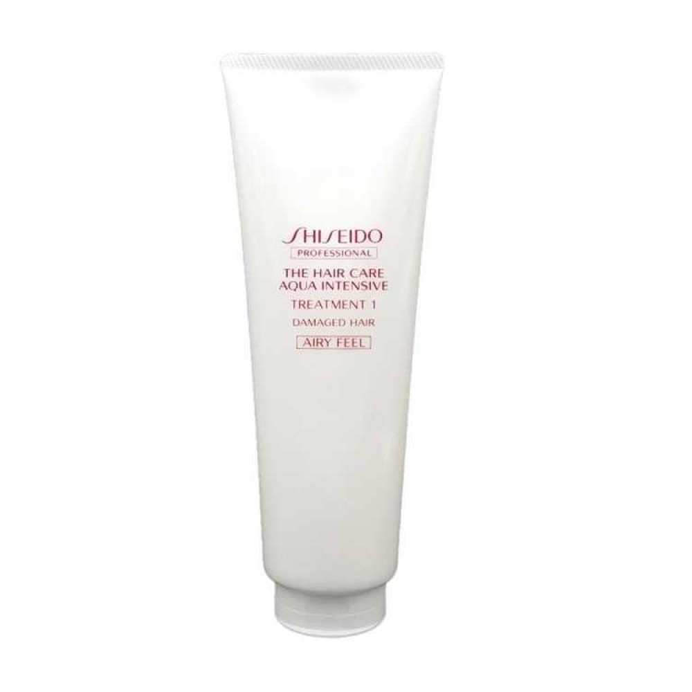 Shiseido Professional THC Aqua Intensive Treatment 1 Airy Feel Conditioner (Fine Hair) 250g