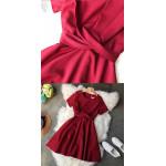 Caudal Med Dress
