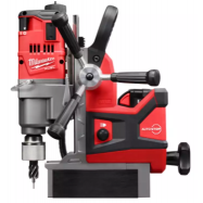 image of MILWAUKEE 18W FUEL 38MM PERMANENT MAGNETIC DRILL PRESS - (M18 FMDP-5002C)