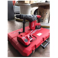 image of MILWAUKEE 18W FUEL 40MM SDS-MAX COMBINATION HAMMER-(M18 CHM-902C)