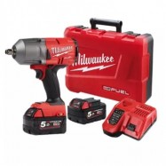 "image of MILWAUKEE M18 FUEL BRUSHLESS 1/2"" IMPACT WRENCH (M18 CHIWF12-502C)"