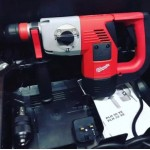 Milwaukee PLH32XE 900W 32 mm SDS-Plus 3-Mode Rotary Hammer
