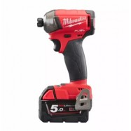 image of MILWAUKEE M18 FUEL™ SURGE™ ¼˝ HEX HYDRAULIC IMPACT DRIVER (M18FQID-502X)