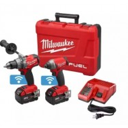 image of MILWAUKEE M18 FUEL GEN II BRUSHLESS IMPACT PERCUSSION DRILL (M18 FPD-502C)