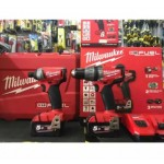 MILWAUKEE M18 FUEL GEN II BRUSHLESS IMPACT PERCUSSION DRILL (M18 FPD-502C)