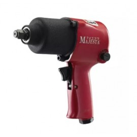 "image of MAJESTA 1/2"" HD AIR IMPACT WRENCH C/W 8PCS BOX SOCKET (WR-402E)"