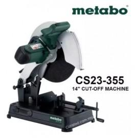 image of METABO 355MM CUT OFF MACHINE (CS23 355)