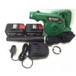 FATMANZ 18V CORDLESS BLOWER C/W 2 BATTERY 1 CHARGER