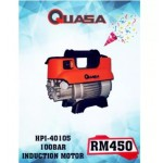 QUASA COMMERCIAL HIGH PRESSURE WASHER FOR AIR CONDITIONER (HPI-40105)