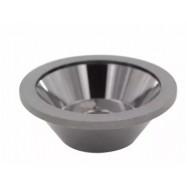 image of BESDIA DIAMOND ELECTROPLATED CUP WHEELS (11C9 100D X 10W X 5U X 20H X 35T)