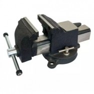 """image of HITTO 5""""-125MM UNBREAKABLE BENCH VISE WITH ANVIL (MADE IN TAIWAN)"""