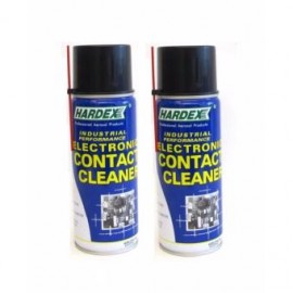image of HARDEX ELECTRONIC CONTACT CLEANER HD390 - 400ML