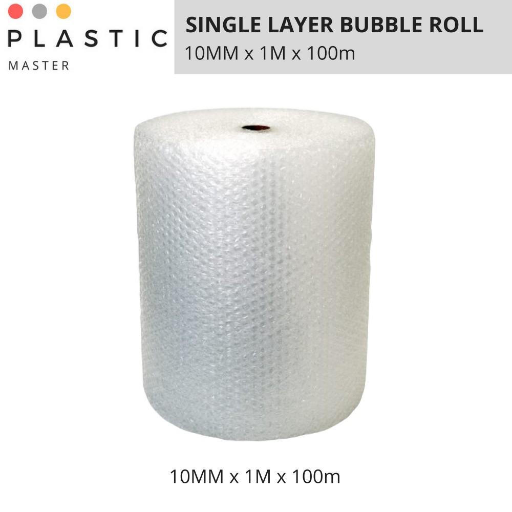 Bubble Wrap Single Layer Bubble Roll,