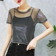 image of *Insta Hot item!* SlingT with Perspective light Top