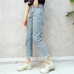 *HOT* Summer Jeans Behind hole pocket design