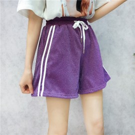 image of Korean ulzzang Loose Short Pants