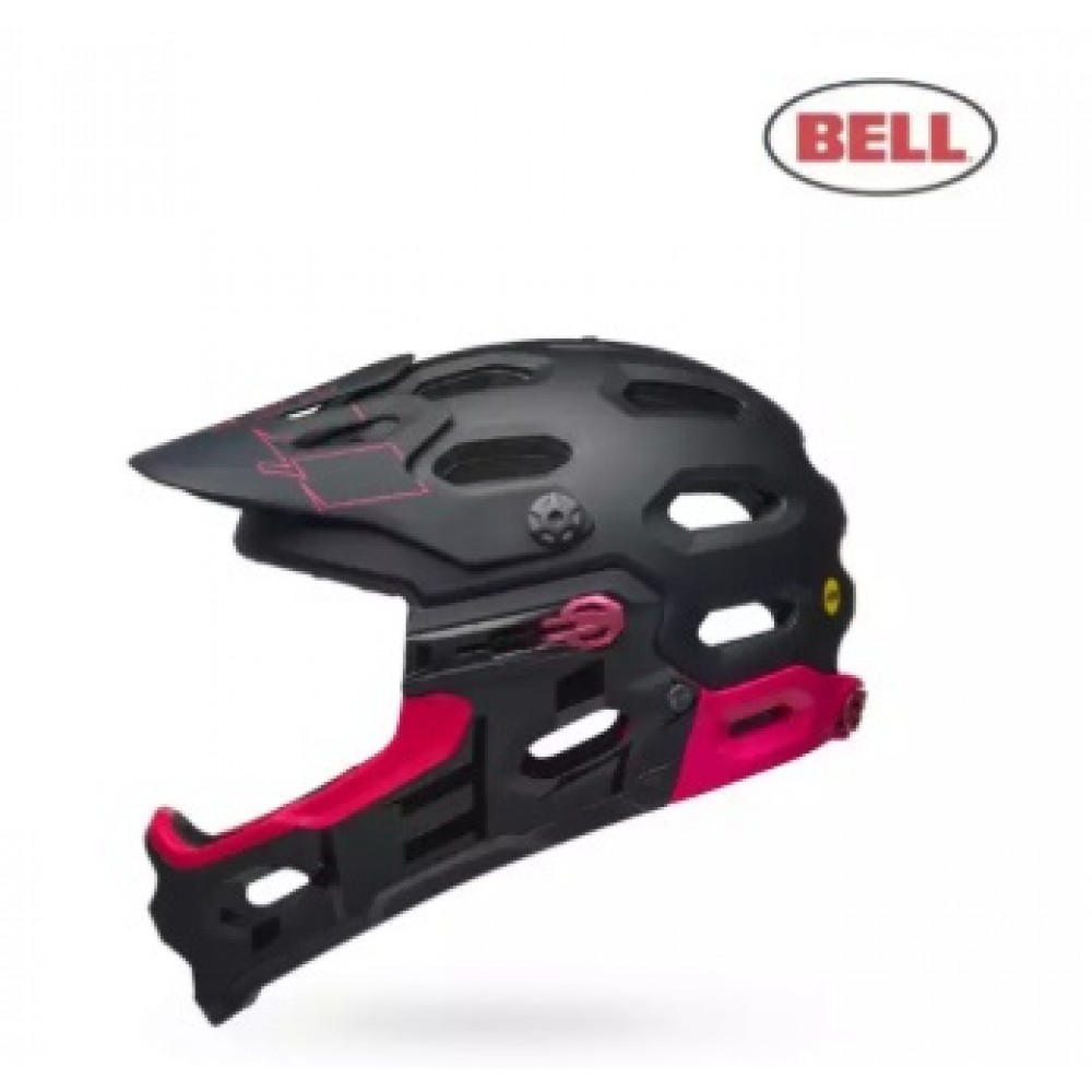 Bell Super 3R MIPS-Equipped Mountain Bike Cycling Helmet
