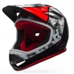 Bell Sanction Cycling Helmet 100% Original - red grey