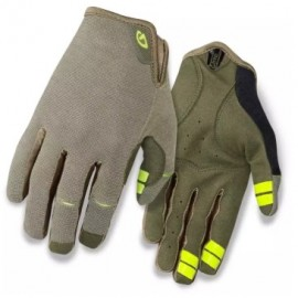 image of [100% Original] Giro DND Cycling Gloves - GREY