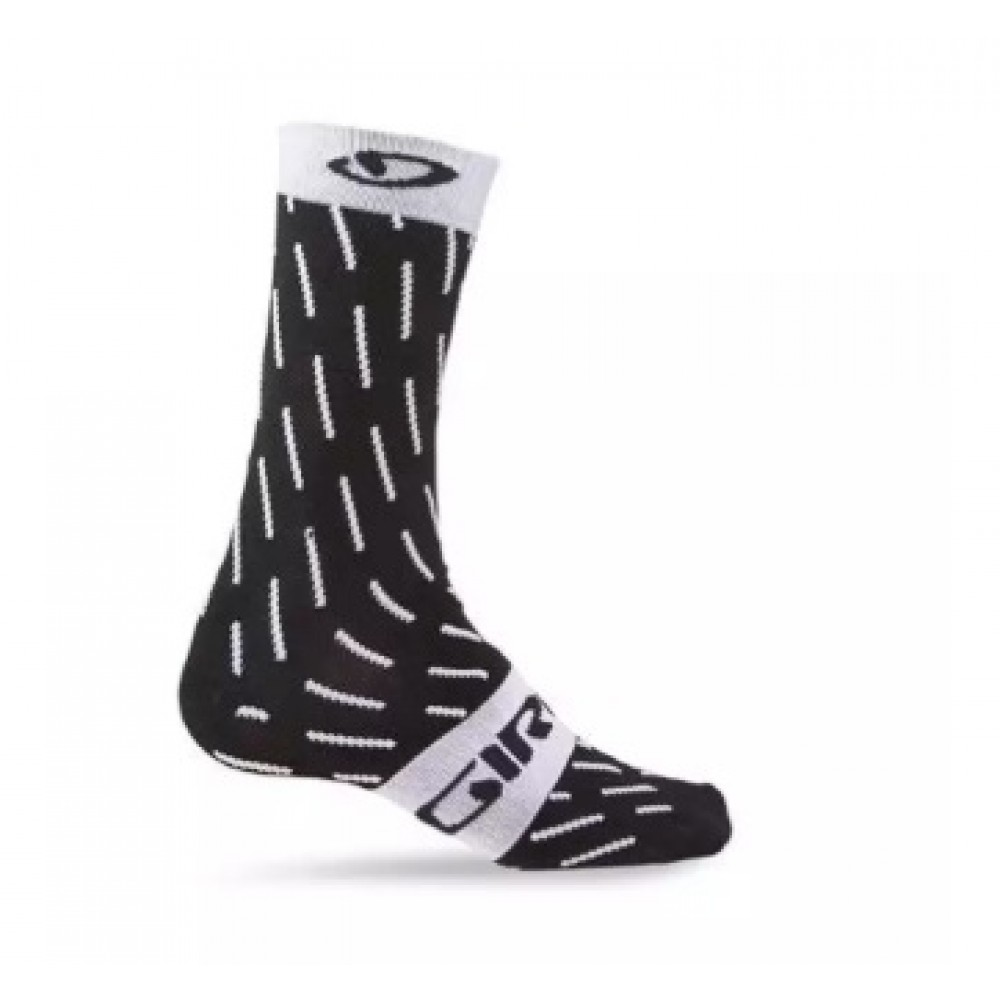 "[100% Original] Giro Comp Racer High Rise - Socks - 6"" cuff"