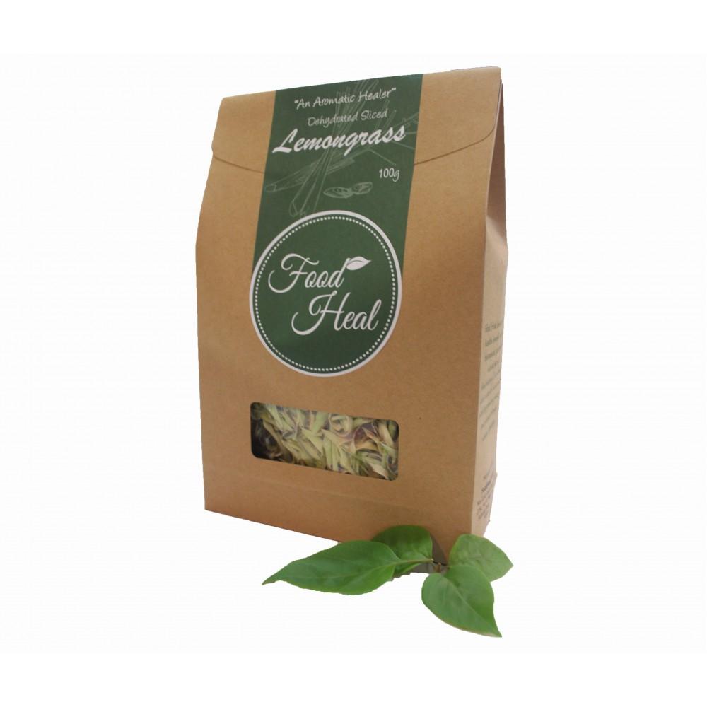 Foodheal Dehydrated Lemongrass (100gm)