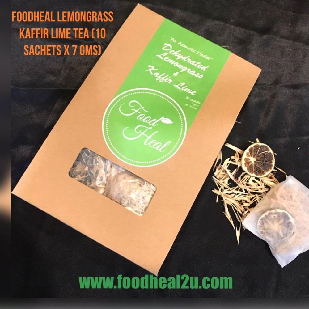 Foodheal Dehydrated Lemongrass Kaffir Lime