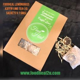 image of Foodheal Dehydrated Lemongrass Kaffir Lime