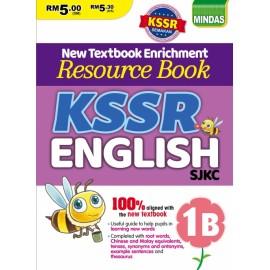 image of Resource Book KSSR English SJKC 英文参考资料 1B