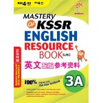 Mastery of KSSR English Resource Book SJKC 英文配版参考资料 3A
