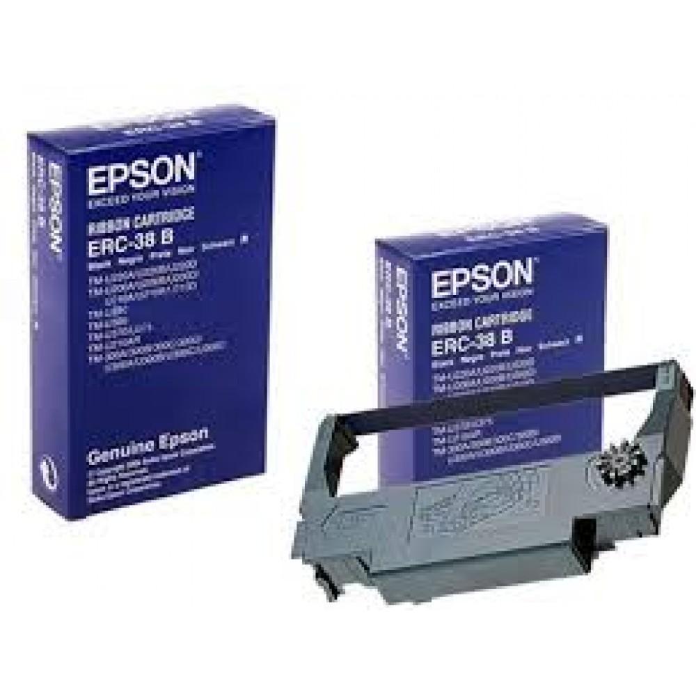 POS ERC-38 B Ribbon Epson Original