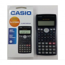 image of *ORIGINAL* Casio FX-570MS / 570MS Scientific Calculator *ORIGINAL*