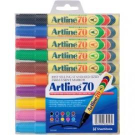 image of Artline 70 Marker set (10colours)