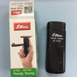 image of SHINY Handy Stamp S-722 / S722