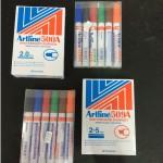 Artline 500 6 Colour/Set