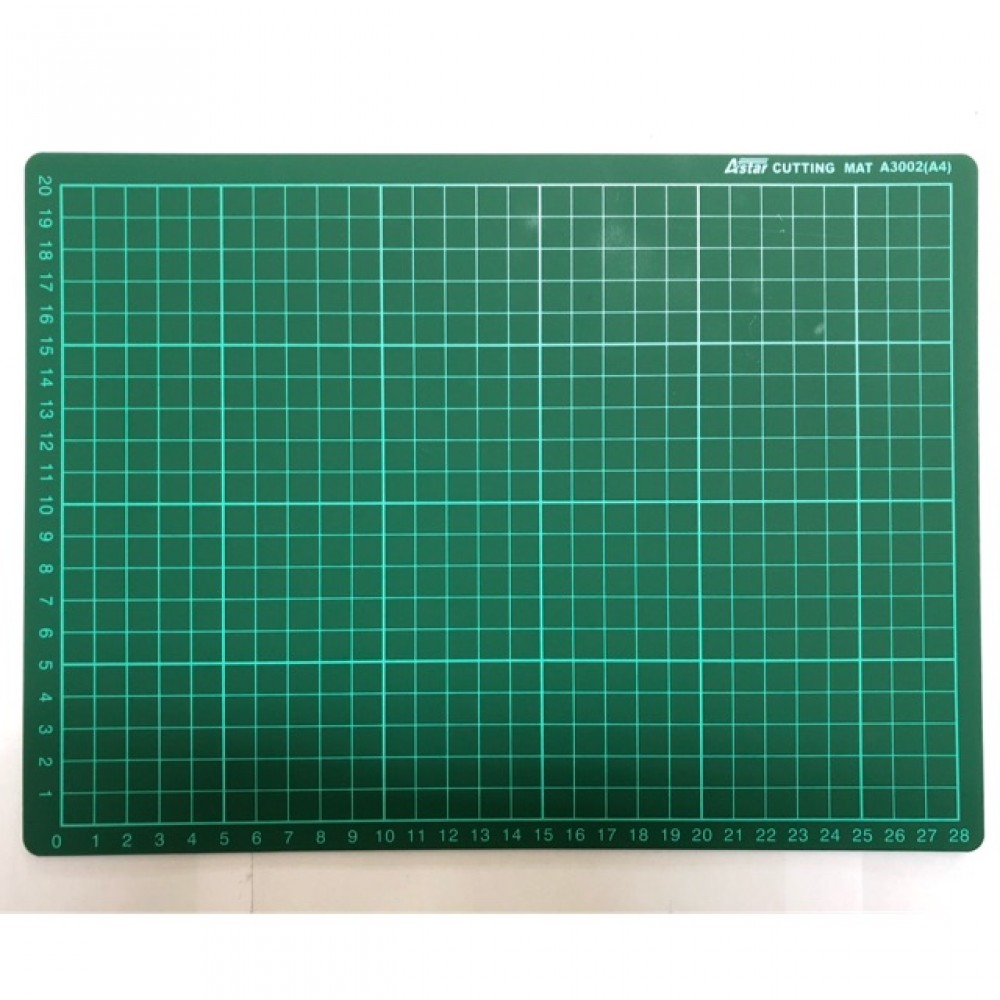 A4 PVC Cutting Mat