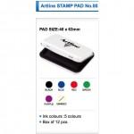 Artline Stamp Pad No.00 / No.0