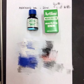 image of Artline Marking Ink 20ml