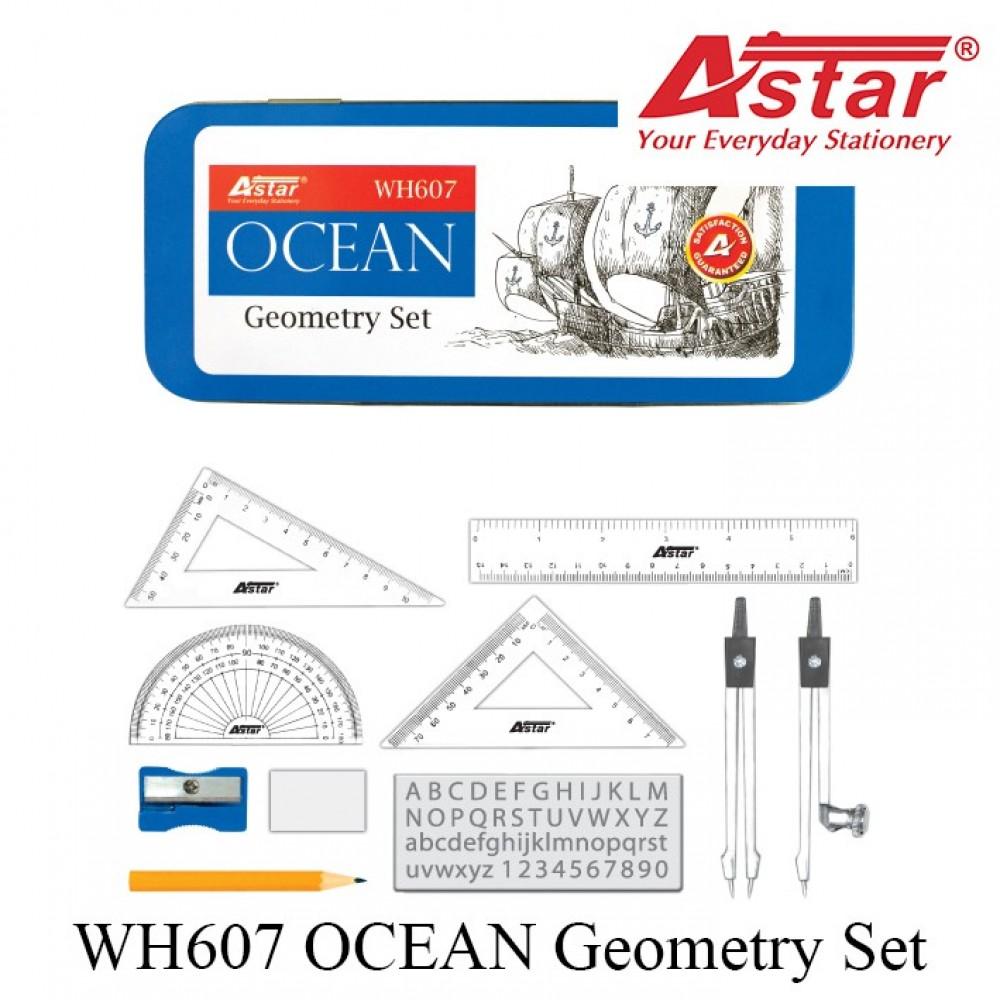 Astar OCEAN Geometry Set WH607