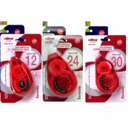 image of Dolphin Correction Tape 12m / 24m / 30m (DOL - 8112 / 8124 / 8130)