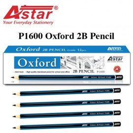 image of Astar P1600 Oxford 2B Pencil