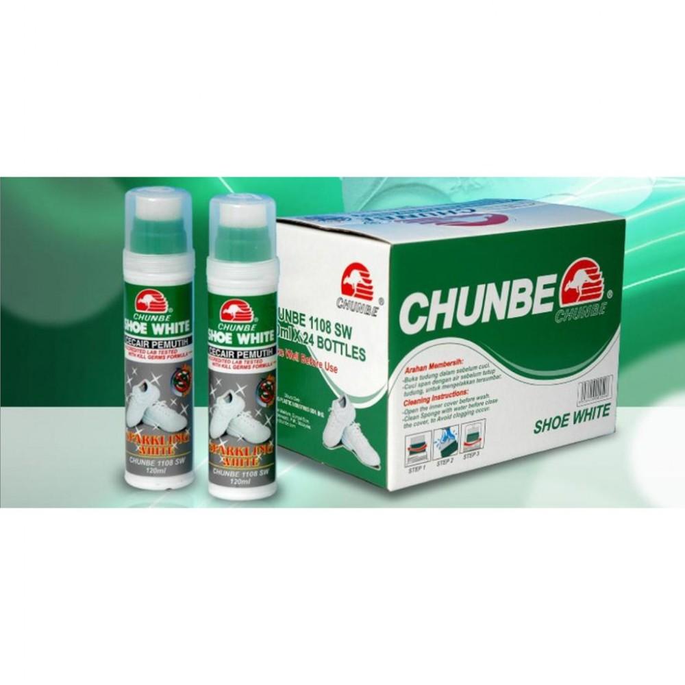Chunbe Shoe White 1108 SW