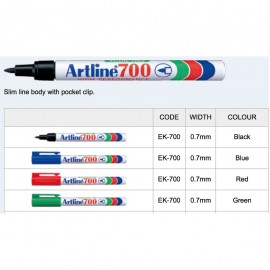 image of Artline 700 Permanent Marker