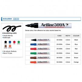 image of Artline 500 / Artline 509 Whiteboard Marker